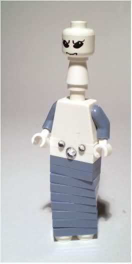 Lego - CUSTOM set, minifig, autres Star Wars 33myf010