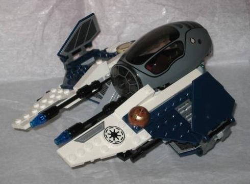 Lego - CUSTOM set, minifig, autres Star Wars Aayla_10