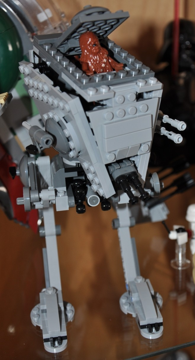 Collection n°112 : dgconsulting Lego SW - Page 5 At-st10