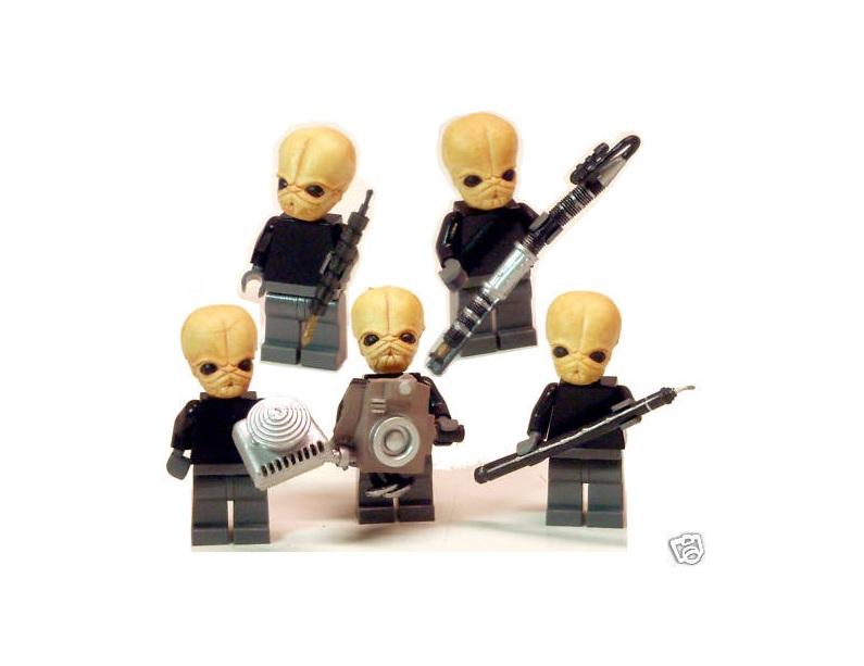 Lego - CUSTOM set, minifig, autres Star Wars Cantin10