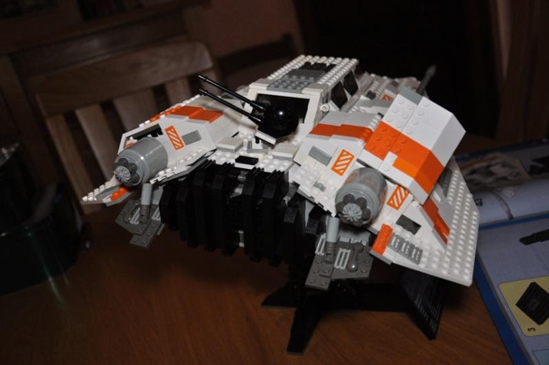 Lego - 10129 - UCS Snowspeeder Dsc_0012