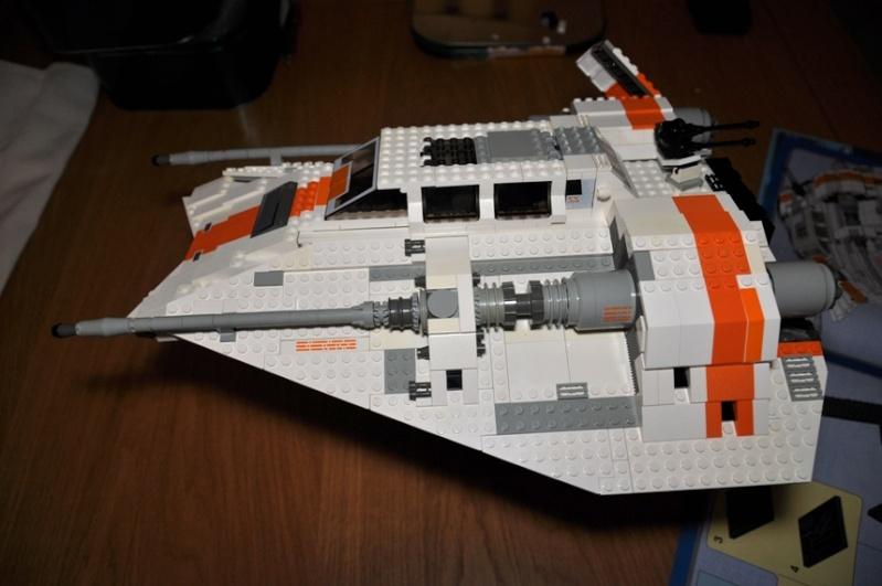 Lego - 10129 - UCS Snowspeeder Dsc_0013