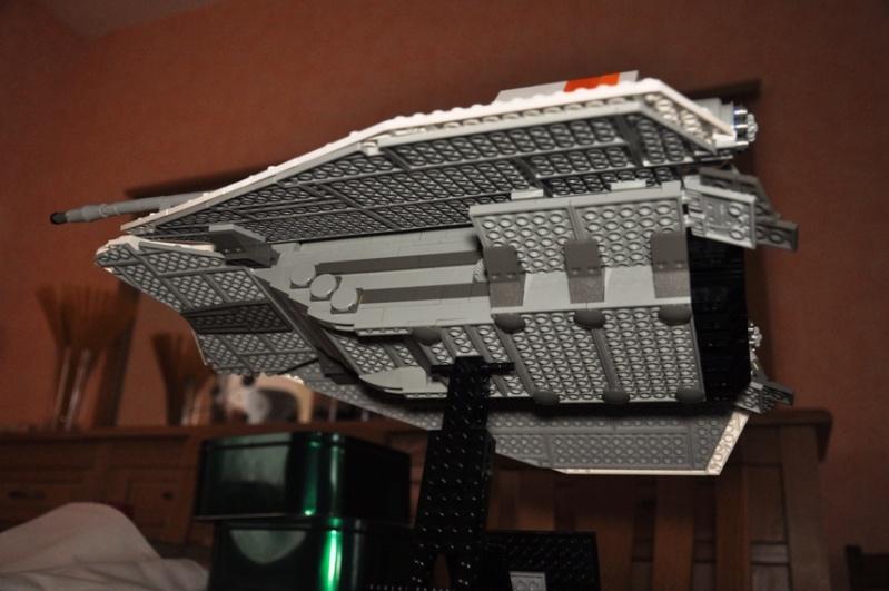 Lego - 10129 - UCS Snowspeeder Dsc_0014