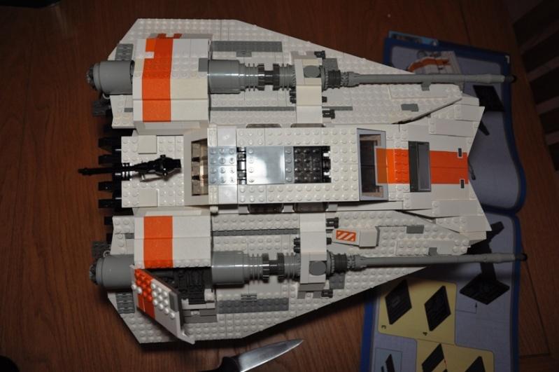 Lego - 10129 - UCS Snowspeeder Dsc_0021