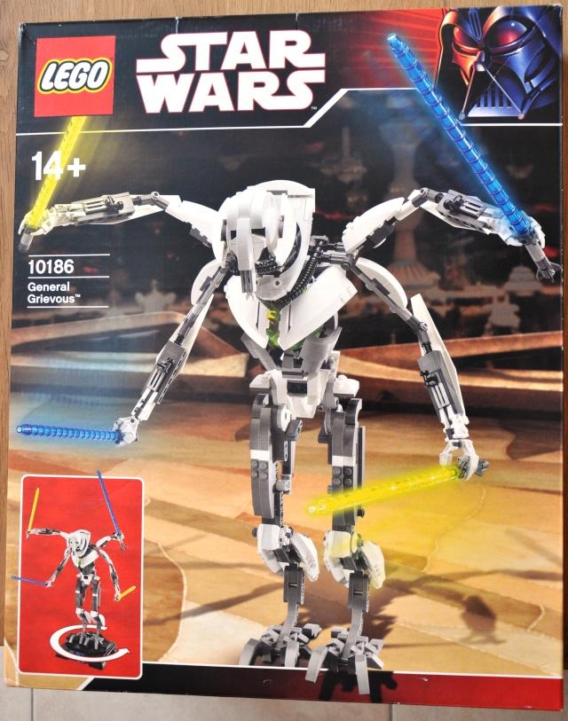 Lego - 10186 - UCS General Grievous Dsc_0115