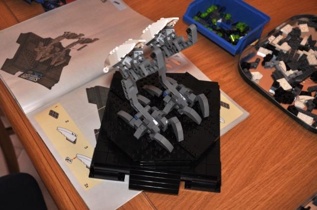 Lego - 10186 - UCS General Grievous Dsc_0124