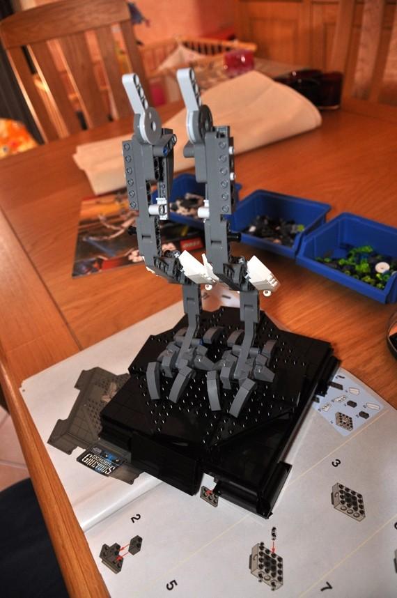 Lego - 10186 - UCS General Grievous Dsc_0126