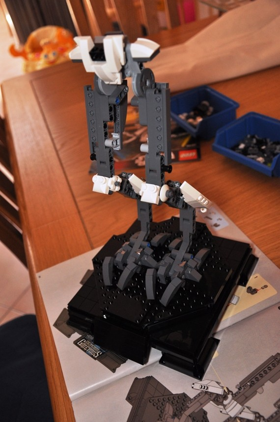 Lego - 10186 - UCS General Grievous Dsc_0127
