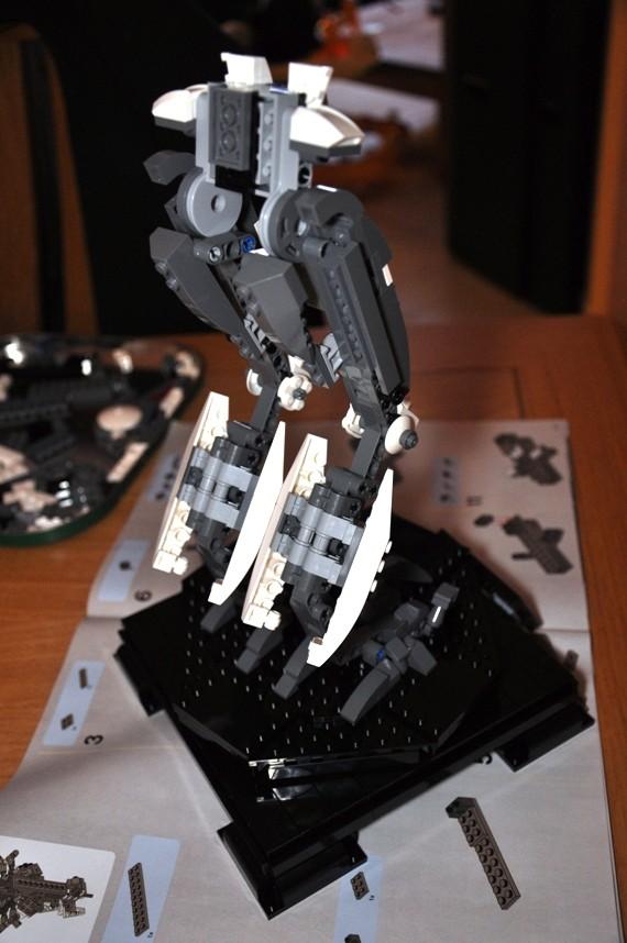 Lego - 10186 - UCS General Grievous Dsc_0128