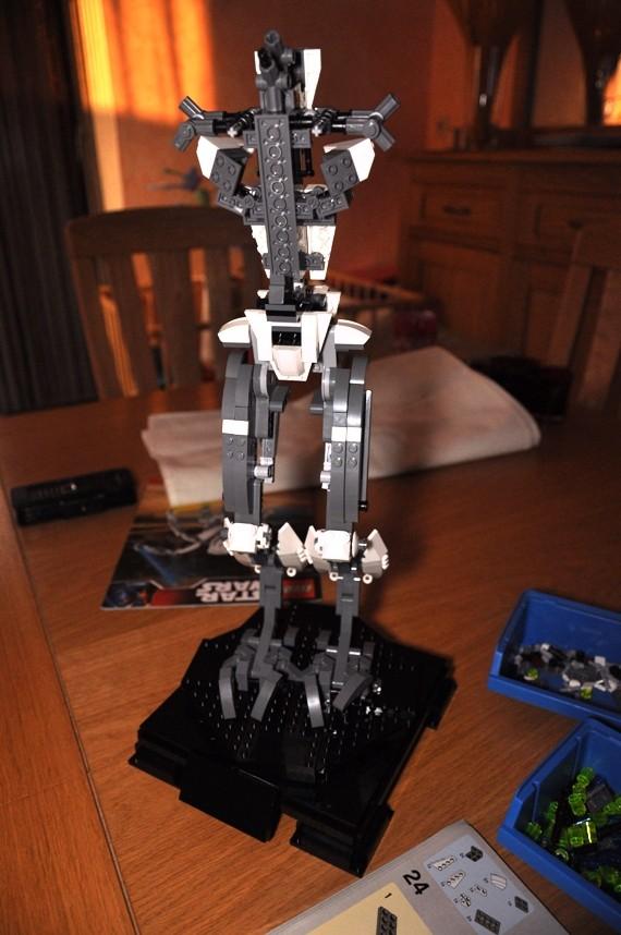 Lego - 10186 - UCS General Grievous Dsc_0132