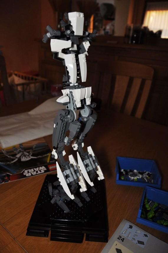 Lego - 10186 - UCS General Grievous Dsc_0134