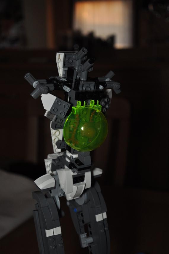 Lego - 10186 - UCS General Grievous Dsc_0137