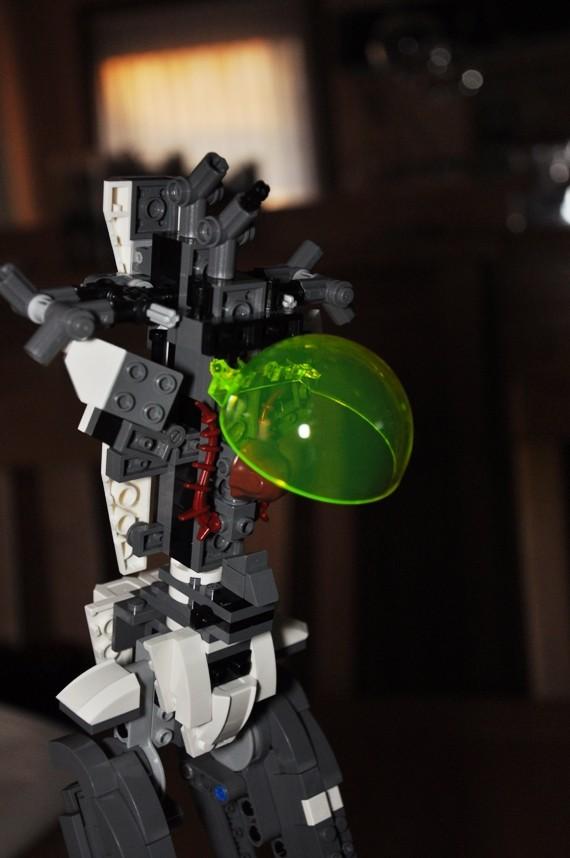 Lego - 10186 - UCS General Grievous Dsc_0138