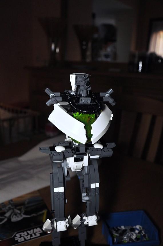 Lego - 10186 - UCS General Grievous Dsc_0139