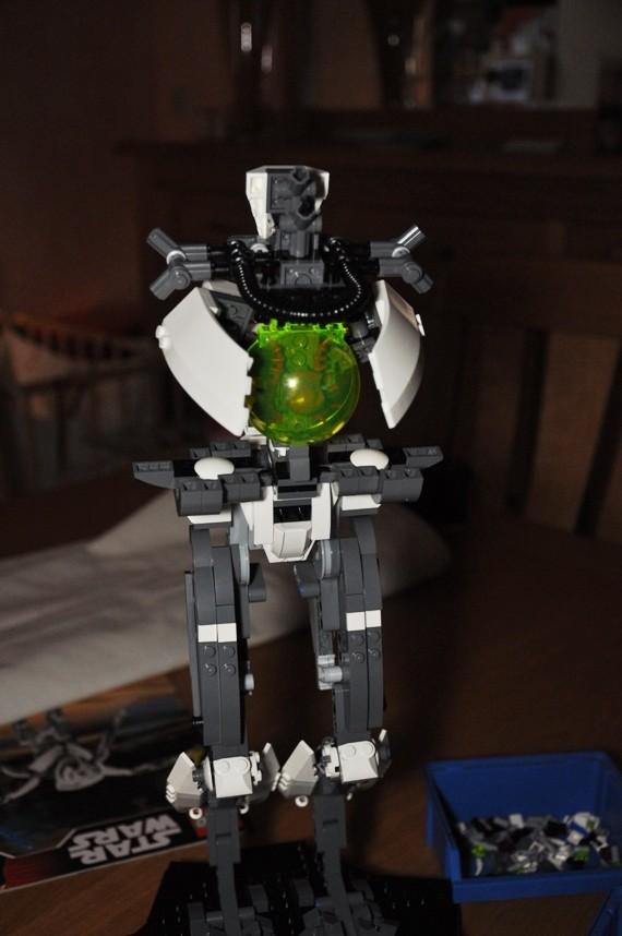 Lego - 10186 - UCS General Grievous Dsc_0140