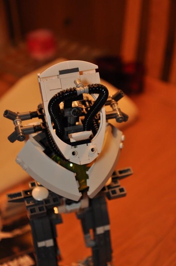 Lego - 10186 - UCS General Grievous Dsc_0141