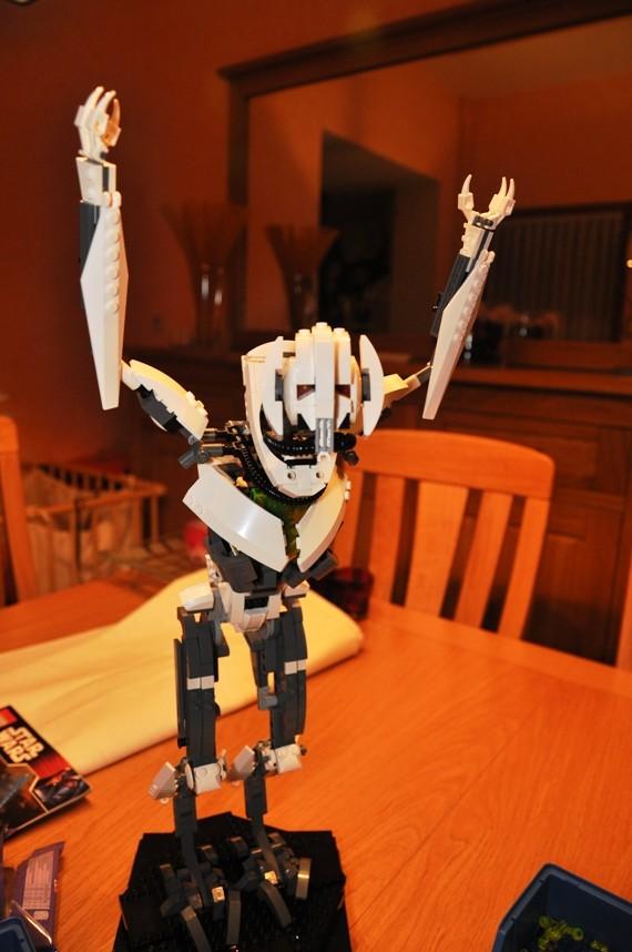 Lego - 10186 - UCS General Grievous Dsc_0146