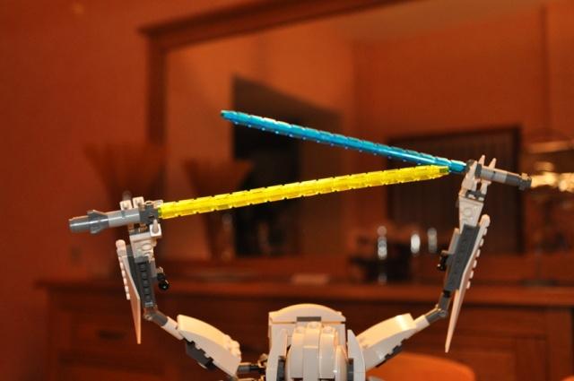 Lego - 10186 - UCS General Grievous Dsc_0149
