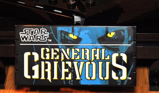 Lego - 10186 - UCS General Grievous Dsc_0151