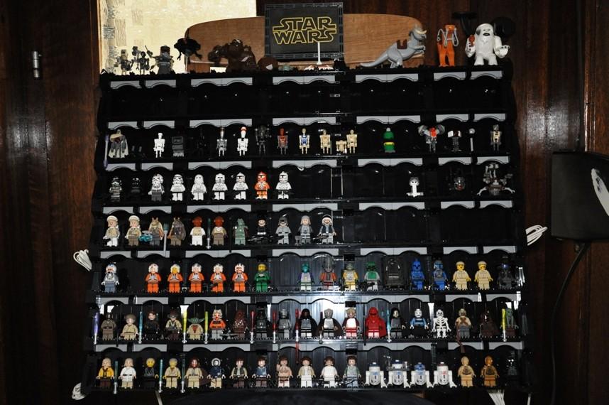 Lego - Présentoir Minifig Star Wars Dsc_0184
