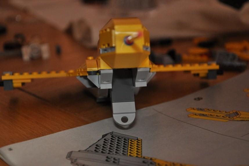 Lego - 7660 Naboo N-1 Starfighter et Vulture droid Dsc_0319