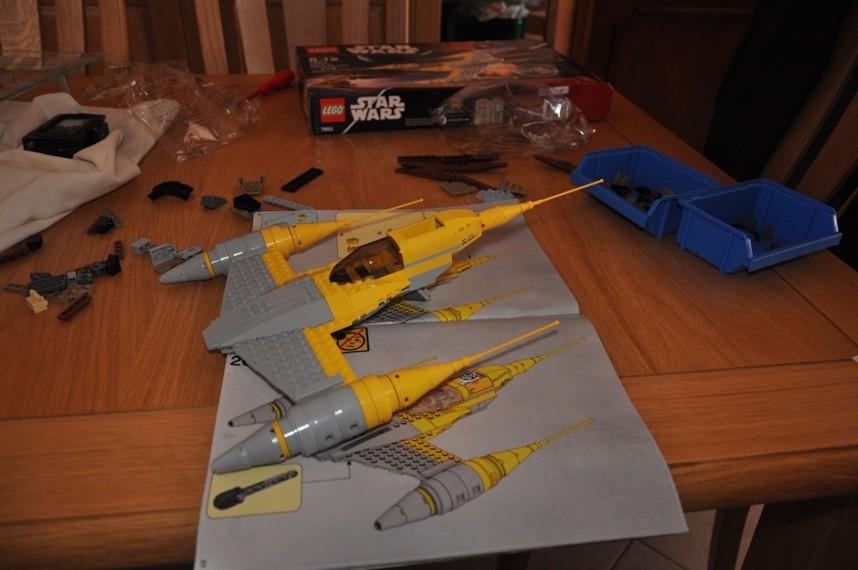 Lego - 7660 Naboo N-1 Starfighter et Vulture droid Dsc_0323