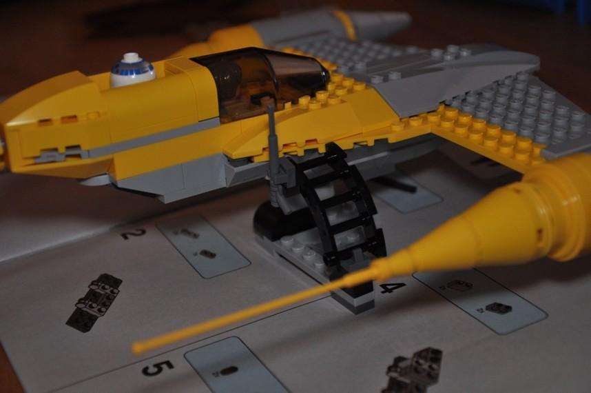 Lego - 7660 Naboo N-1 Starfighter et Vulture droid Dsc_0333