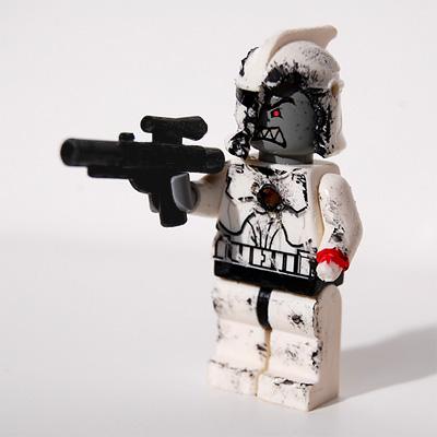 Lego - CUSTOM set, minifig, autres Star Wars Lego-z10