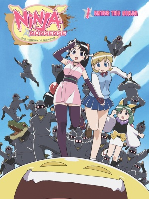 [Serie Anime] 2x2=Shinobuden - The Nonsense Kunoichi Fiction 414710