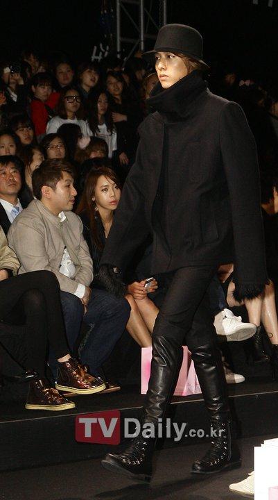 Lee Jeong Shin Seoul Fashion Week ! ♥ 1010