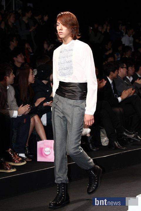 Lee Jeong Shin Seoul Fashion Week ! ♥ 110