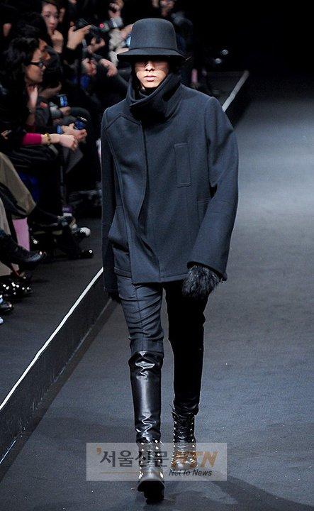 Lee Jeong Shin Seoul Fashion Week ! ♥ 1210