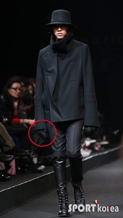 Lee Jeong Shin Seoul Fashion Week ! ♥ 1410
