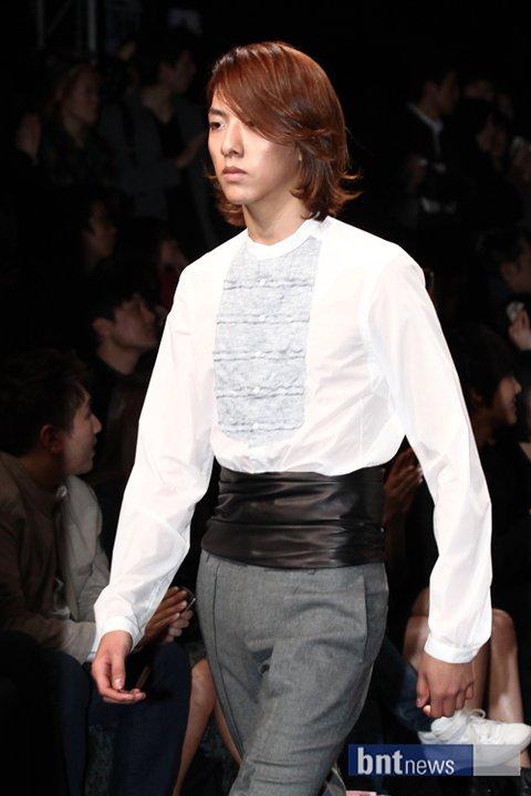 Lee Jeong Shin Seoul Fashion Week ! ♥ 1510