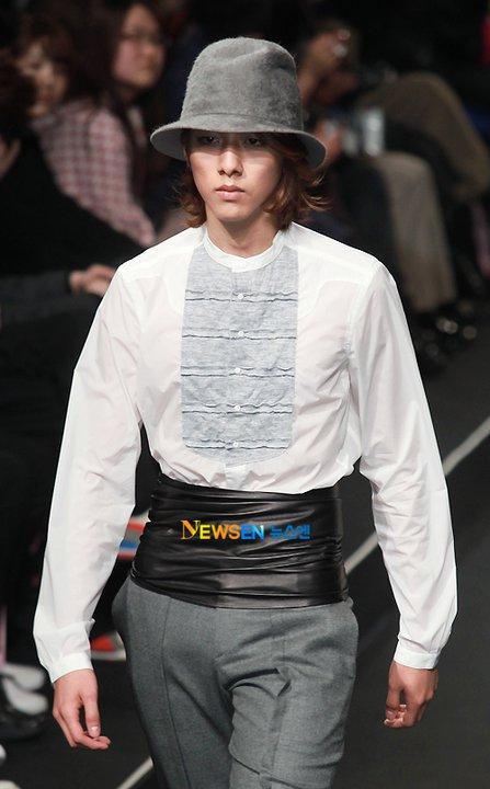Lee Jeong Shin Seoul Fashion Week ! ♥ 1812