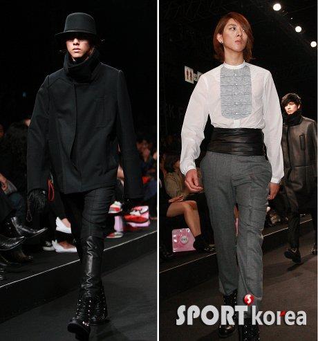 Lee Jeong Shin Seoul Fashion Week ! ♥ 2010