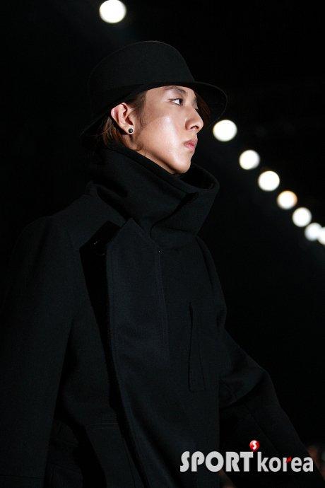 Lee Jeong Shin Seoul Fashion Week ! ♥ 2110