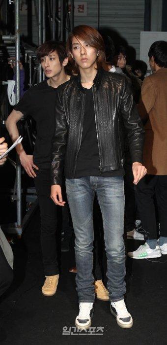 Lee Jeong Shin Seoul Fashion Week ! ♥ 2210