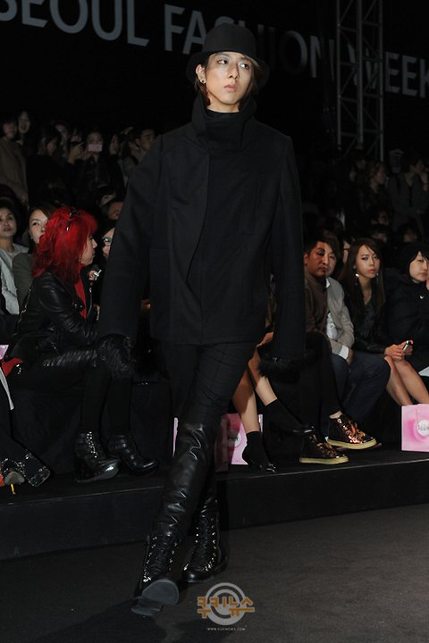 Lee Jeong Shin Seoul Fashion Week ! ♥ 2310