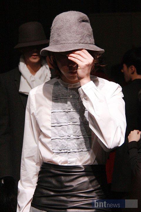 Lee Jeong Shin Seoul Fashion Week ! ♥ 2410