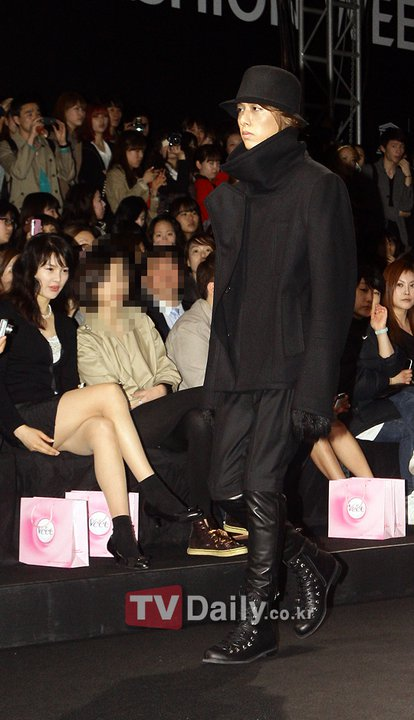 Lee Jeong Shin Seoul Fashion Week ! ♥ 2510