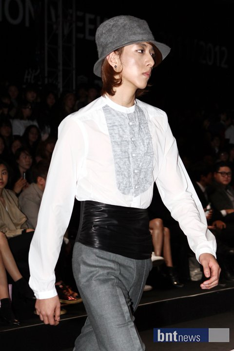 Lee Jeong Shin Seoul Fashion Week ! ♥ 410
