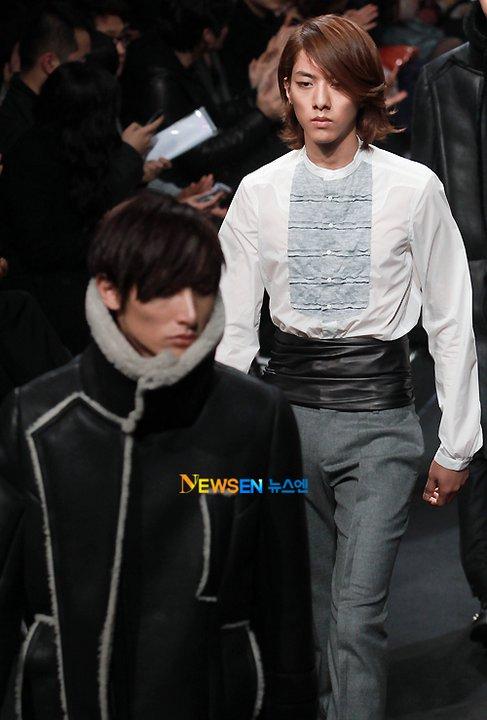 Lee Jeong Shin Seoul Fashion Week ! ♥ 511