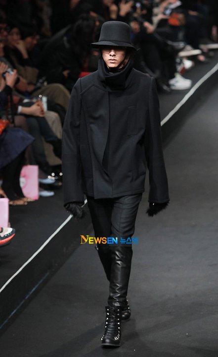 Lee Jeong Shin Seoul Fashion Week ! ♥ 610
