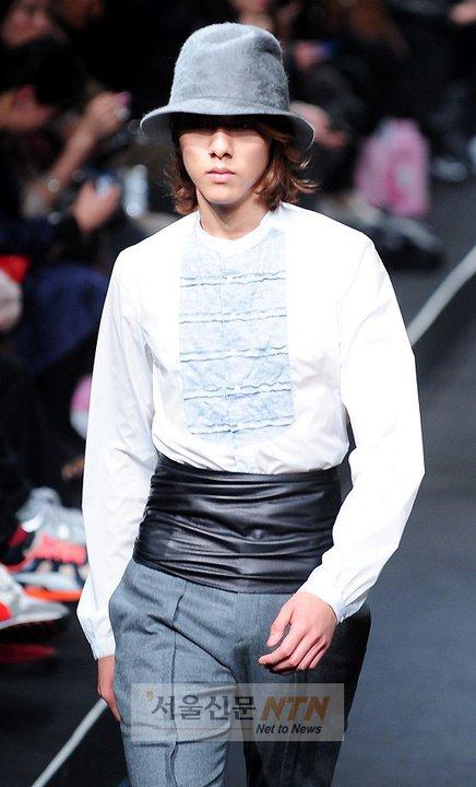 Lee Jeong Shin Seoul Fashion Week ! ♥ 810