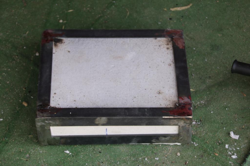Tuto - Fabrication d'un four de trempe pas à pas Img_1621