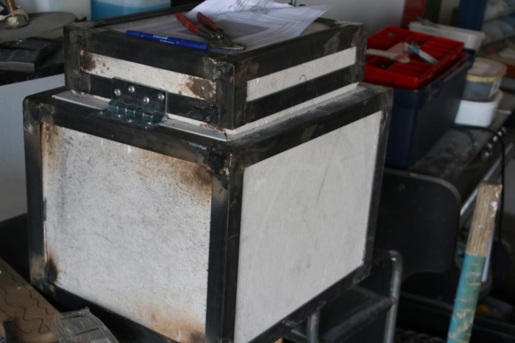 Tuto - Fabrication d'un four de trempe pas à pas Img_1622