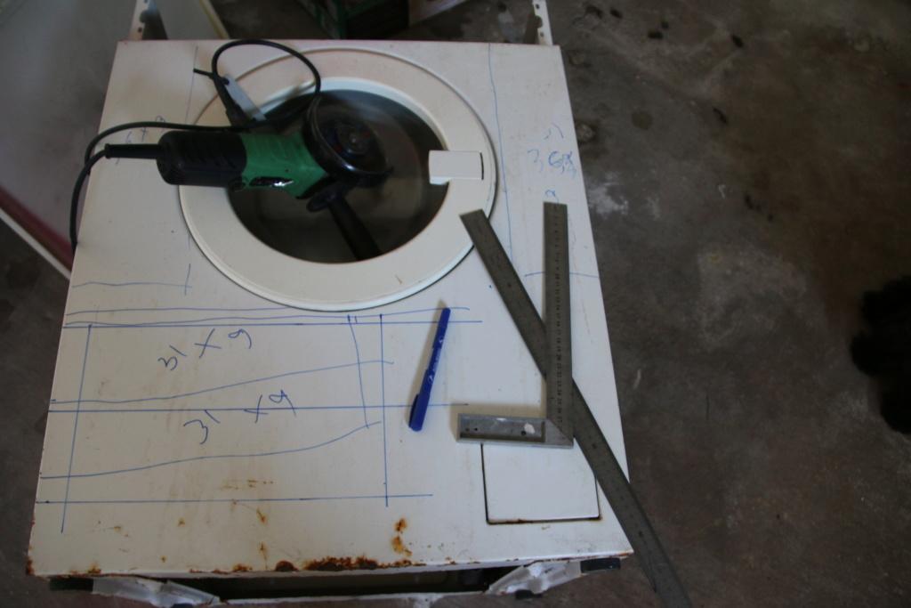 Tuto - Fabrication d'un four de trempe pas à pas Img_1623