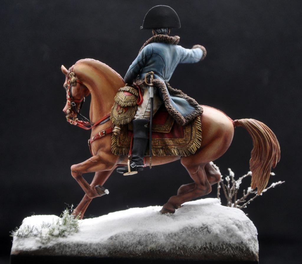 Napoléon à Eylau février 1807. 75 mm Alexandro Models. Dsc_0114