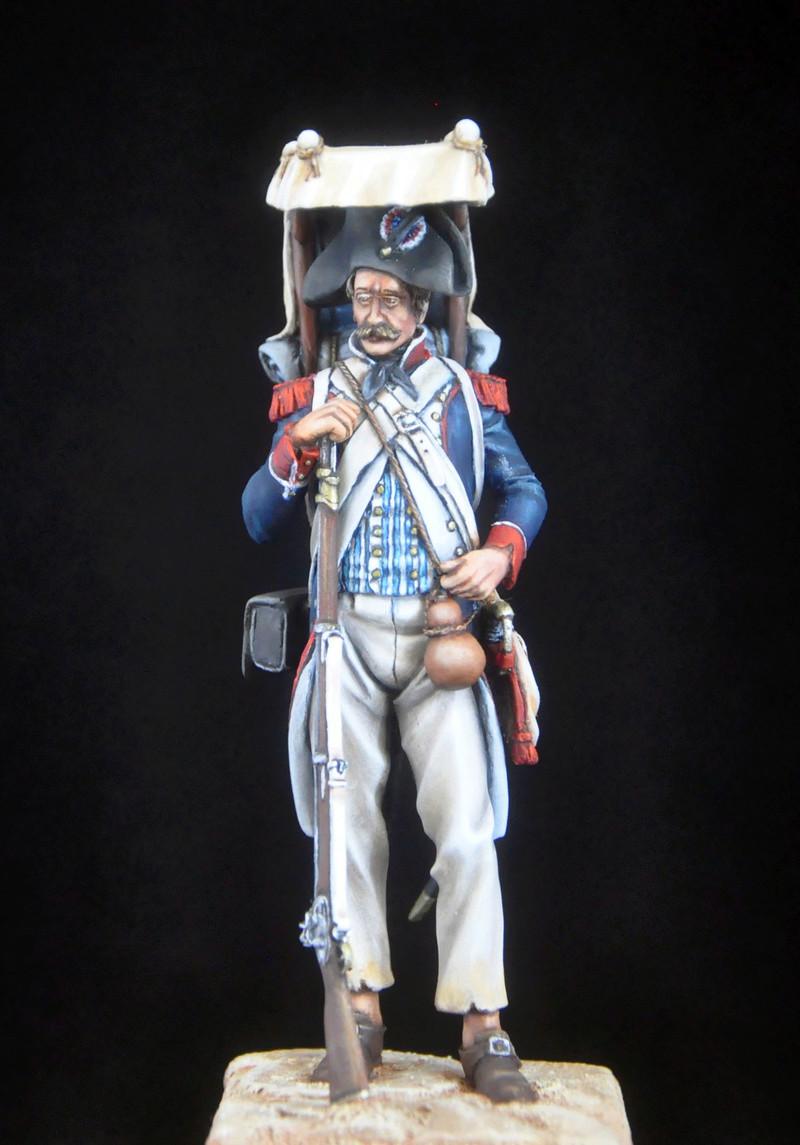 Grenadier en Égypte 1798 Grenad10
